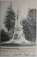 NANCY Cimetière De Préville Monument Commémoratif - Nancy