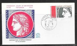 FDC ARPHILA 1975 - 1960-1969