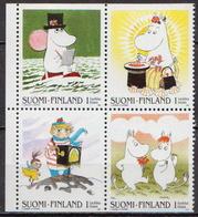Finland MNH Set - Childhood & Youth