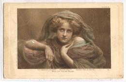 FF 118 OLD POSTCARD  , FEMALE FANTASY , Miss IVY LILIAN CLOSE - Mujeres