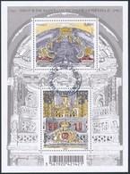 France - Orgue St-Jacques De Lunéville / Le Feuillet YT F4708 Obl. Cachet Rond Manuel - Afgestempeld