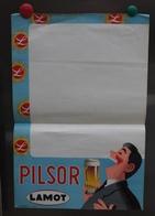 Affiche Jaren '60 Brouwerij Lamot - Affiches