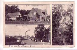 AK Bartelshagen   Gasthof, Dorf And Molkerei, Waldpromenade - Andere