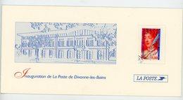 FRANCE - Mme DE SÉVIGNÉ -  N° Yt 3000A SUR CARTE POUR L'INAUGURATION DE LA POSTE DE DIVONNE-LES-BAINS DU 18/5/1996 - France