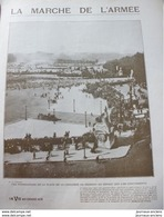 1904 LA MARCHE DE L'ARMÉE - PLACE DE LA CONCORDE - LE PREFET LÉPINE - VAUCRESSON - GARCHES - GIRARD 49e D'INFANTERIE - 1900 - 1949