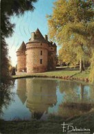 15 - Auzers - Le Château - Flamme Postale - Voir Scans Recto-Verso - Frankreich
