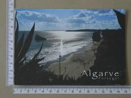 PORTUGAL - PRAIA DA ROCHA -  ALGARVE -   2 SCANS     - (Nº33339) - Faro