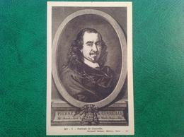 Portrait De Corneille - Historia