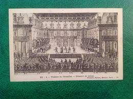 Theatre De Versailles - Historia