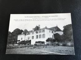 Souvenirs De Lamartine - 92 - Chateau De Monceau à PRISSÉ - Autres Communes