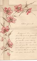 LETTRE ADRESSEE CHERS PARENTS 1904 - Manuscrits