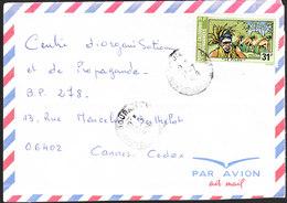 NOUVELLE CALEDONIE Lettre De BOURAIL Du 21/07/1978 YT 164 - Nuova Caledonia