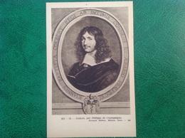Colbert Par Philippe De Champaigne - Historia
