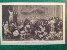 Louis XIV Gobelins Par Lebrun - Historia