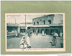 OUJDA  PLACE DE LA VILLE ARABE - Marokko