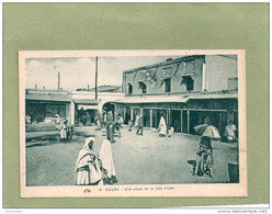 OUJDA  PLACE DE LA VILLE ARABE - Marocco