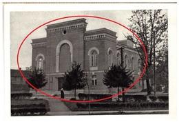 Jewish Synagoge Judaika Goldingen Kuldiga Latvia Lettland Kurland - Jewish