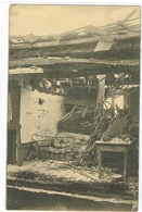Dudelange Le 6 De Décembre 1917 Une Maison Atteinte Par Une Bombe.Th, Wirol - Dudelange