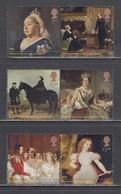 Great Britain 2019 - Queen Victoria Bicentenary, Set Of 6 Stamps, MNH** - 1952-.... (Elizabeth II)