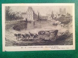 Coche Public Vers 1650, Merian, Notre Dame ? - Historia