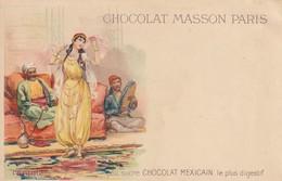 Chocolat Masson Paris/ Turquie / Réf:fm:1317 - Publicité