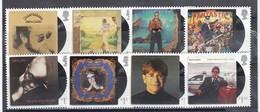 Great Britain 2019 - Elton John, Set Of 8 Stamps, MNH** - 1952-.... (Elizabeth II)
