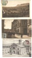 TERNI 6 Cartoline L'acciaierie Officina Idroelettrica La Cervara Ecc. C. 1923 - Terni