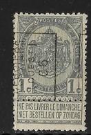 Verviers Ouest 1906  Nr. 798A - Voorafgestempeld