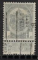 Verviers Ouest 1908  Nr. 1161A - Voorafgestempeld
