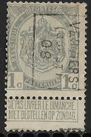 Verviers Ouest 1908  Nr. 1161B - Precancels