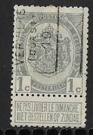 Verviers Ouest 1910  Nr. 1491A - Voorafgestempeld
