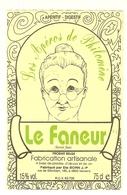 """Etiquette De VERVIERS """" Les Apéros De Philomène , LE FANEUR """"  Ets BORN J-P - Labels"""