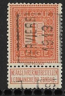 Verviers  1913  Nr. 2188A - Roller Precancels 1910-19