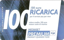 *ITALIA: MEDIASET PREMIUM* - Ricarica Usata - Non Classificati