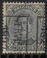 Verviers  1921  Nr. 2752B - Rolstempels 1920-29