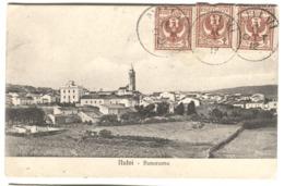 NULVI Panorama Viagg. 1912 - Sassari