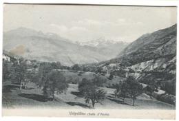 VALPELLINE Valle D'Aosta Panorama C. 1908 - Andere Städte