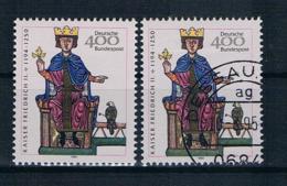 BRD/Bund 1994 Kaiser Friedrich Mi.Nr. 1738 ** + Gestempelt - [7] República Federal