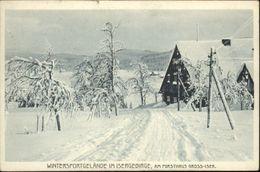 10778810 Bad_Flinsberg_Swieradow_Zdroj Bad Flinsberg [Stempelabschlag] Winter Fo - Pologne