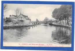 80 CAPPY Par BRAY SUR SOMME - Le Port - Autres Communes