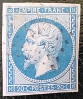 363- 14 B -  PC  478 Bourg St Léonard Orne 59 - 1853-1860 Napoleon III