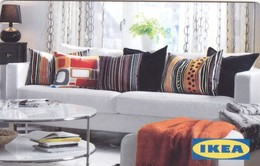SCHEDA TESSERA IKEA CARTA REGALO   NON ATTIVA - Non Classificati