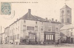 Deux-Sèvres - Argenton-Château - Le Clocher - Argenton Chateau