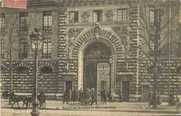 Garde Republicaine Entrée De La Caserne Des Celestins RV - Arrondissement: 04