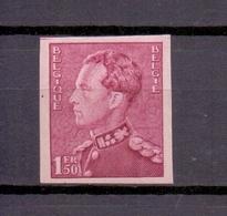429 POORTMAN 1F50 ONGETAND  POSTFRIS** 1941 - Belgique