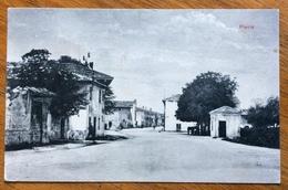 PIERIS (SAN CANZIAN D'ISONZO) Cartolina Con Annullo PIERIS * 2/6/23 SU LEONI 10 C.  PER GORIZIA CENTRO - Trieste