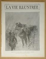 La Vie Illustrée N°38 Du 06/07/1899 Dreyfus De Port-Haliguen à Quiberon - Au Pays Des Plougastels - Troubles En Belgique - 1850 - 1899