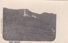 4811175Ruine Brandis, (Verlag B. Peter, Meran 1904.) - Italia
