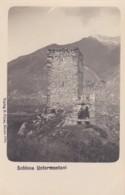 4811176Schloss Untermontani. (Verlag B. Peter, Meran 1904.) - Bolzano (Bozen)