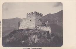 4811178Schloss Obermontani. (Verlag B. Peter, Meran 1905.) - Bolzano (Bozen)